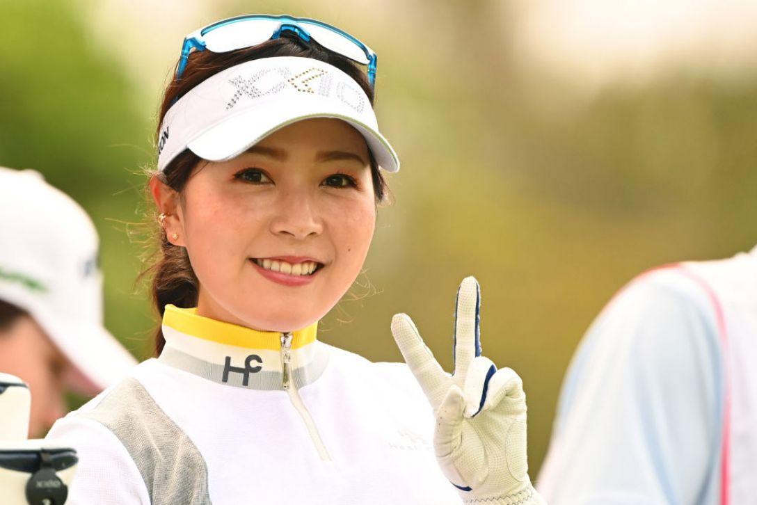 第34回ダイキンオーキッドレディスゴルフトーナメント 第1日 青木瀬令奈 <Photo:Atsushi Tomura/Getty Images>