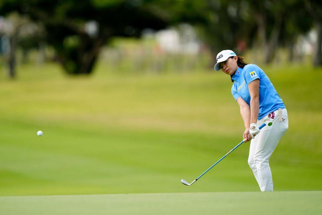 第34回ダイキンオーキッドレディスゴルフトーナメント 第1日 鈴木愛 <Photo:Ken Ishii/Getty Images>