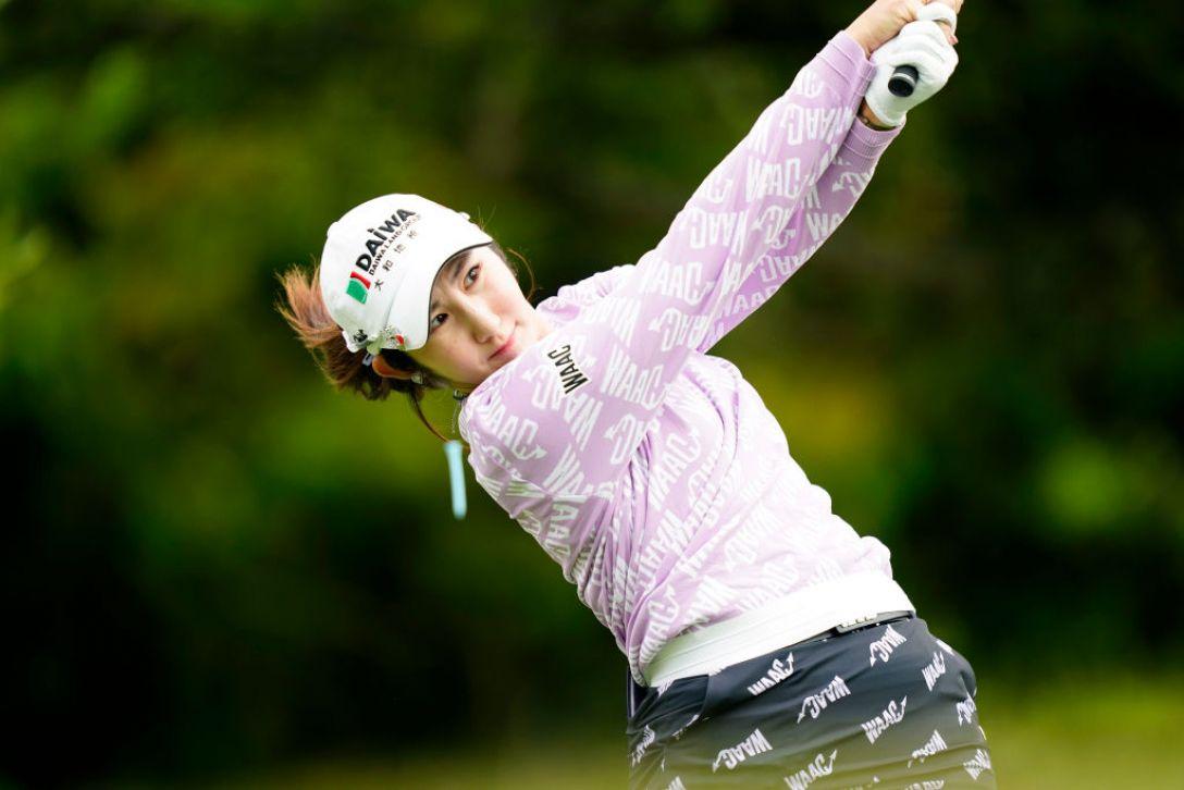 第34回ダイキンオーキッドレディスゴルフトーナメント 第1日 ペソンウ <Photo:Ken Ishii/Getty Images>