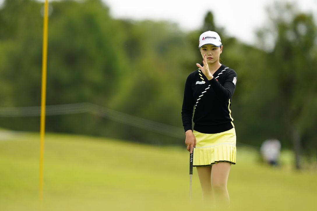 第34回ダイキンオーキッドレディスゴルフトーナメント 第2日 セキユウティン <Photo:Ken Ishii/Getty Images>