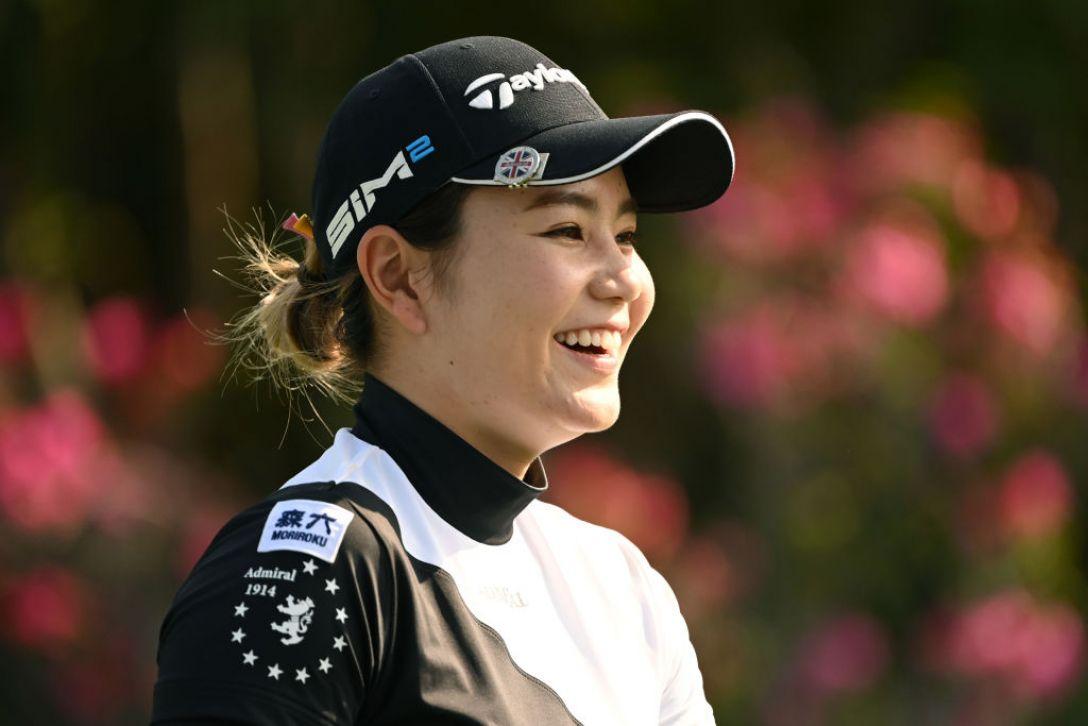 第34回ダイキンオーキッドレディスゴルフトーナメント 第2日 山路晶 <Photo:Atsushi Tomura/Getty Images>