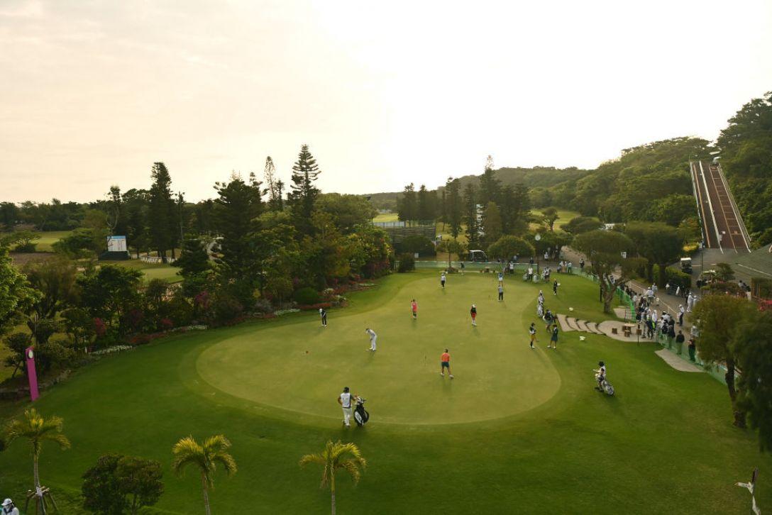 第34回ダイキンオーキッドレディスゴルフトーナメント 第3日 <Photo:Atsushi Tomura/Getty Images>