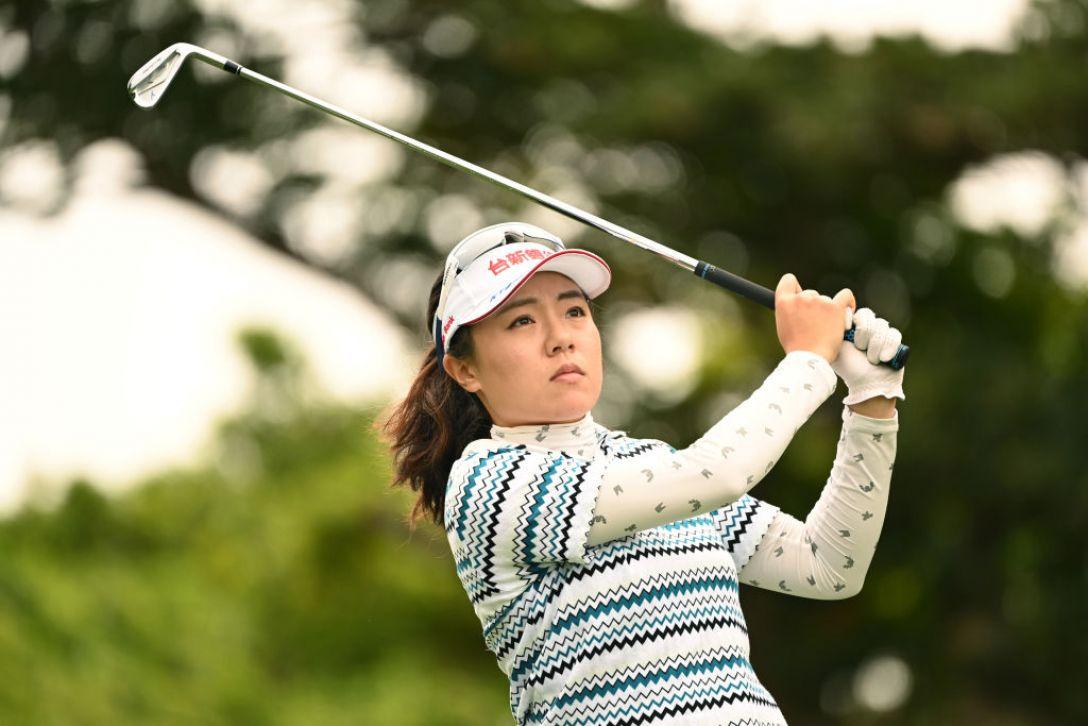 第34回ダイキンオーキッドレディスゴルフトーナメント 第3日 サイペイイン <Photo:Atsushi Tomura/Getty Images>