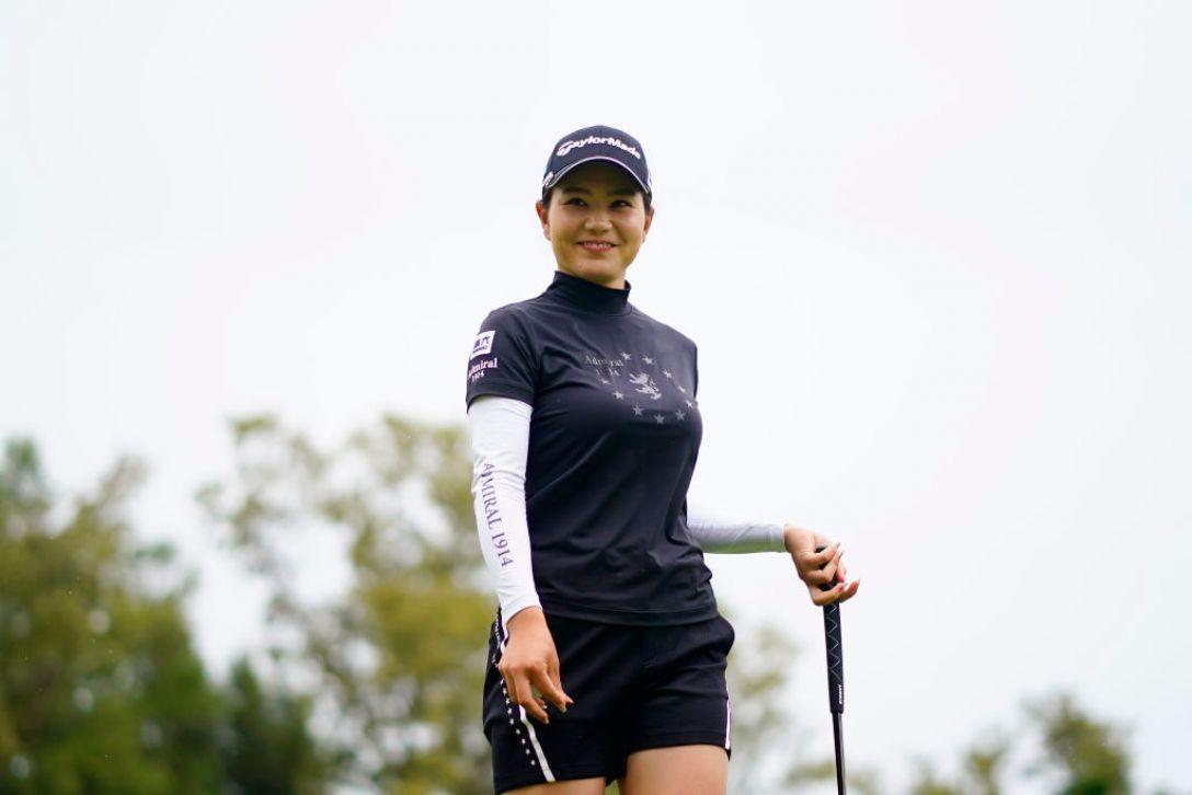 第34回ダイキンオーキッドレディスゴルフトーナメント 第3日 山路晶 <Photo:Ken Ishii/Getty Images>