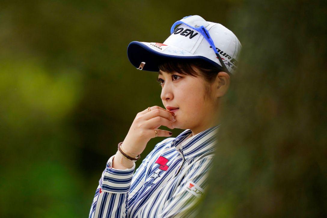 第34回ダイキンオーキッドレディスゴルフトーナメント 第3日 田辺ひかり <Photo:Ken Ishii/Getty Images>
