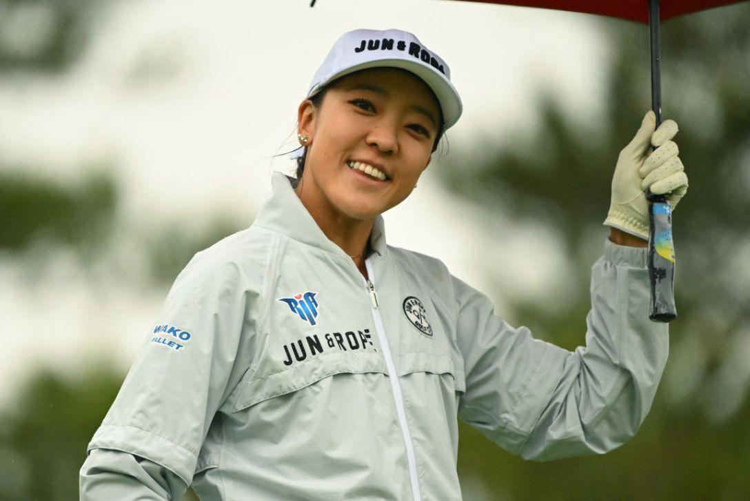 第34回ダイキンオーキッドレディスゴルフトーナメント 最終日 エイミーコガ <Photo:Atsushi Tomura/Getty Images>