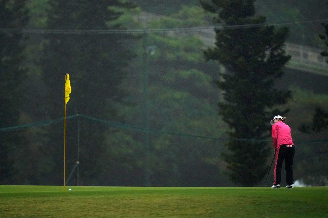 第34回ダイキンオーキッドレディスゴルフトーナメント 最終日 山路晶 <Photo:Ken Ishii/Getty Images>
