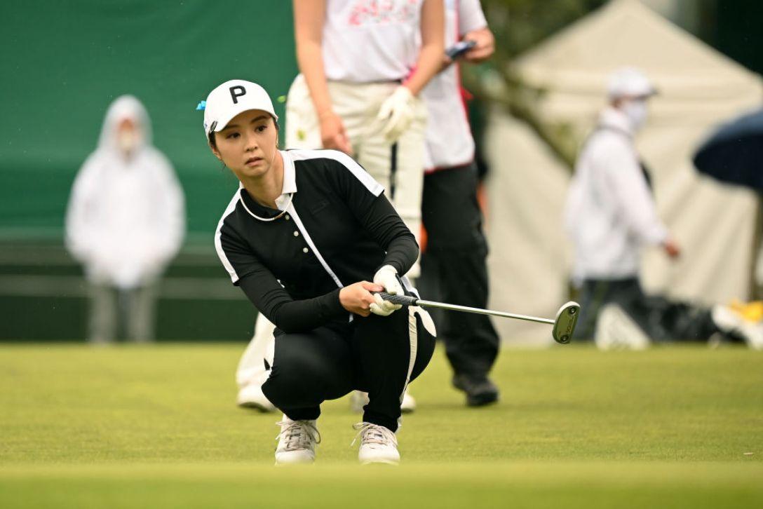 第34回ダイキンオーキッドレディスゴルフトーナメント 最終日 菊地絵理香 <Photo:Atsushi Tomura/Getty Images>