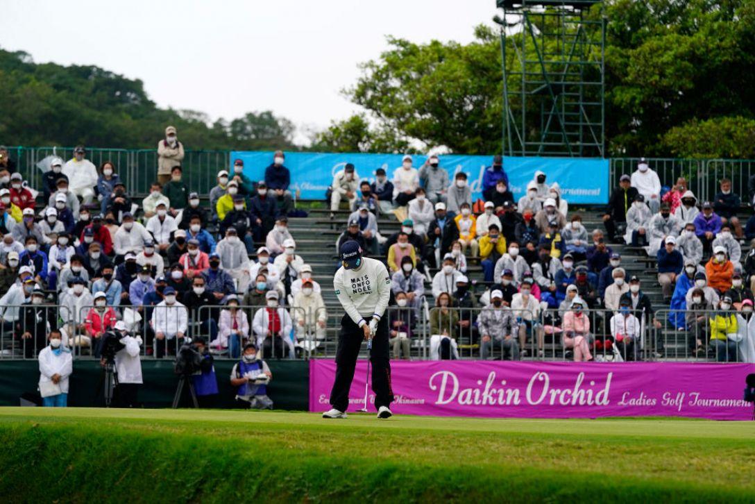 第34回ダイキンオーキッドレディスゴルフトーナメント 最終日 小祝さくら <Photo:Ken Ishii/Getty Images>