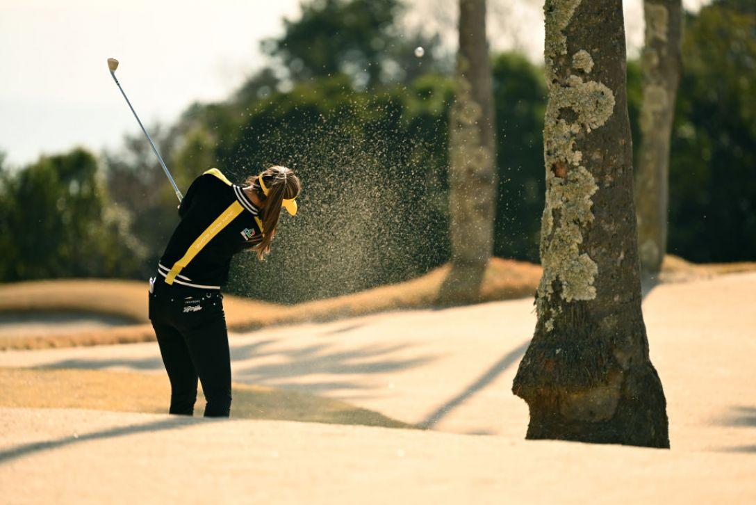 明治安田生命レディス ヨコハマタイヤゴルフトーナメント エイミーコガ <Photo:Atsushi Tomura/Getty Images>