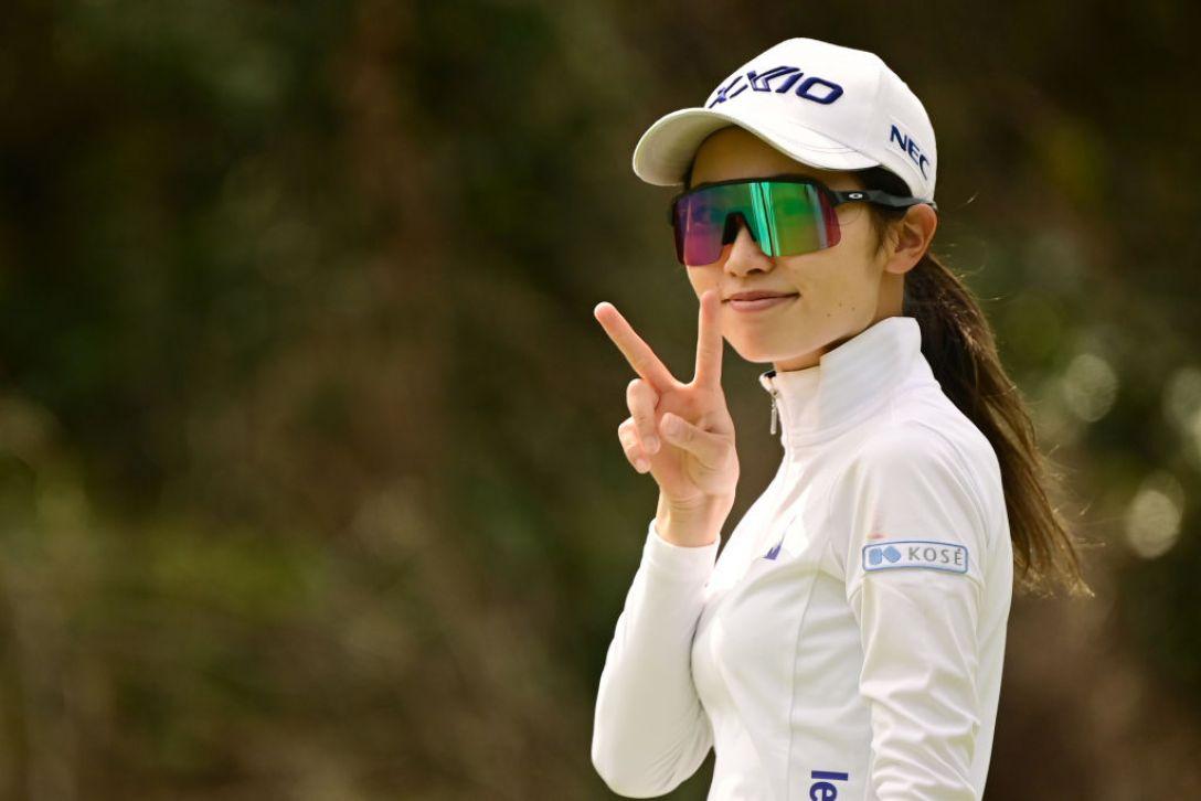 Tポイント×ENEOS ゴルフトーナメント 安田祐香 <Photo:Atsushi Tomura/Getty Images>