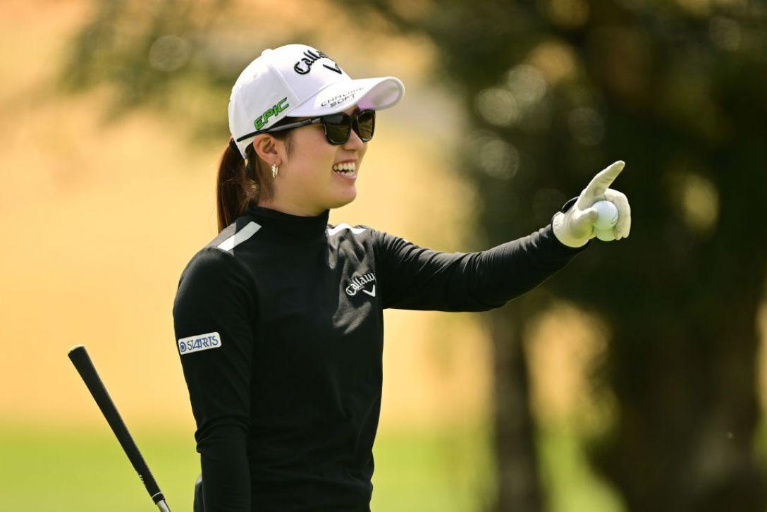 Tポイント×ENEOS ゴルフトーナメント 西村優菜 <Photo:Atsushi Tomura/Getty Images>