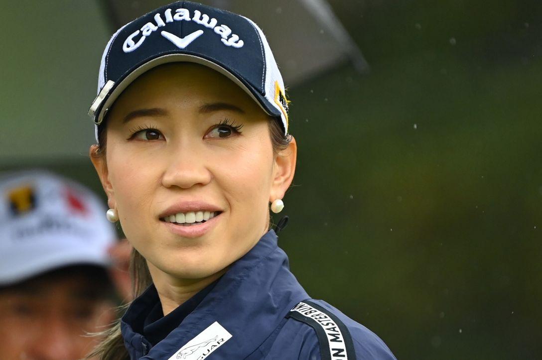 Tポイント×ENEOS ゴルフトーナメント 第2日 上田桃子 <Photo:Atsushi Tomura/Getty Images>
