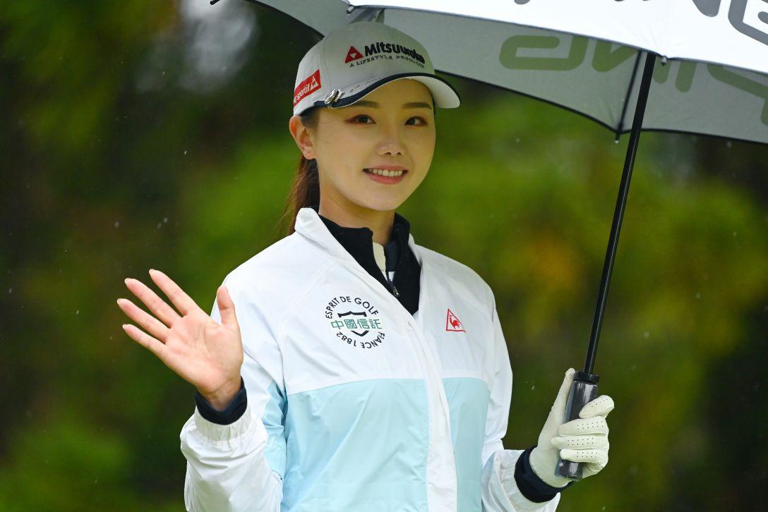Tポイント×ENEOS ゴルフトーナメント 第2日 セキユウティン <Photo:Atsushi Tomura/Getty Images>