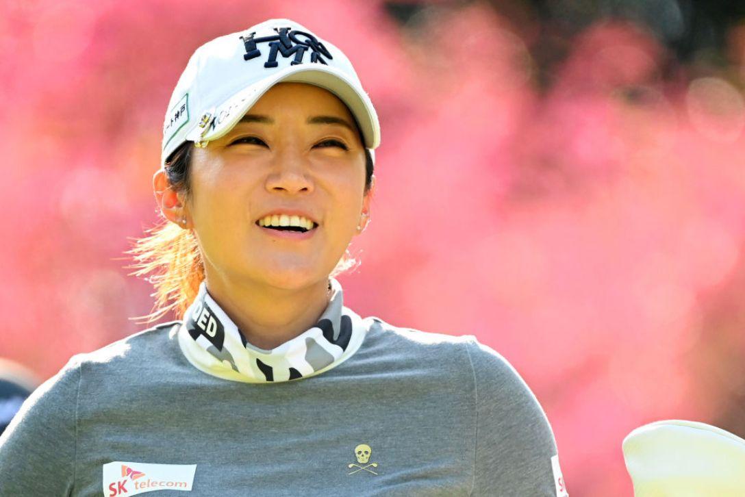 アクサレディスゴルフトーナメント in MIYAZAKI 2021 イボミ <Photo:Atsushi Tomura/Getty Images>