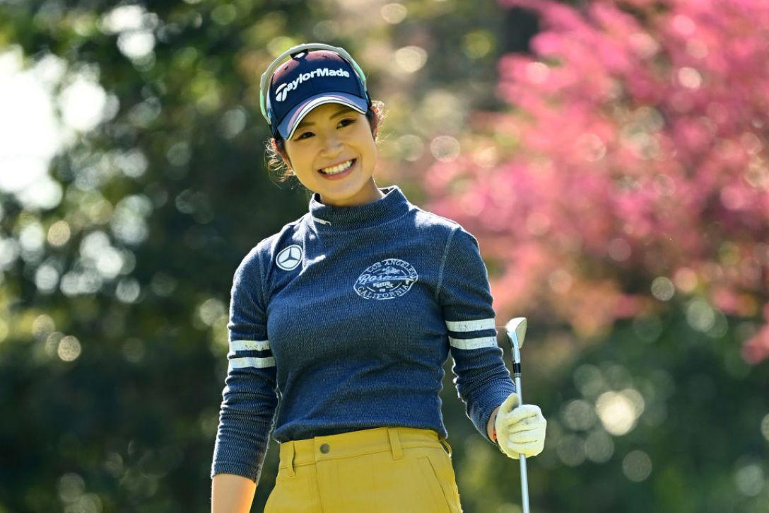 アクサレディスゴルフトーナメント in MIYAZAKI 2021 大西葵 <Photo:Atsushi Tomura/Getty Images>