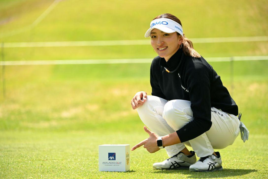 アクサレディスゴルフトーナメント in MIYAZAKI 2021 脇元華 <Photo:Atsushi Tomura/Getty Images>
