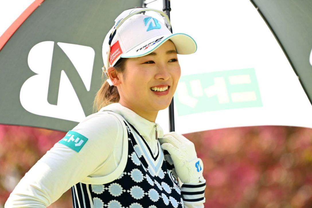 アクサレディスゴルフトーナメント in MIYAZAKI 2021 松田鈴英 <Photo:Atsushi Tomura/Getty Images>
