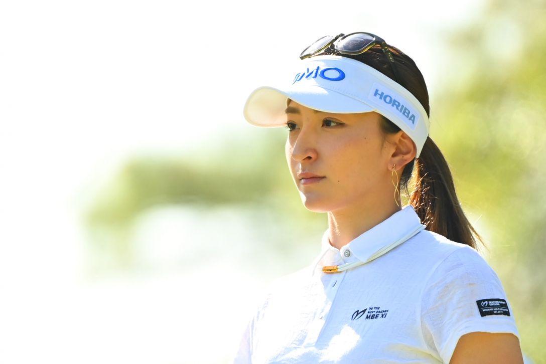 アクサレディスゴルフトーナメント in MIYAZAKI 2021 第2日 脇元華 <Photo:Atsushi Tomura/Getty Images>
