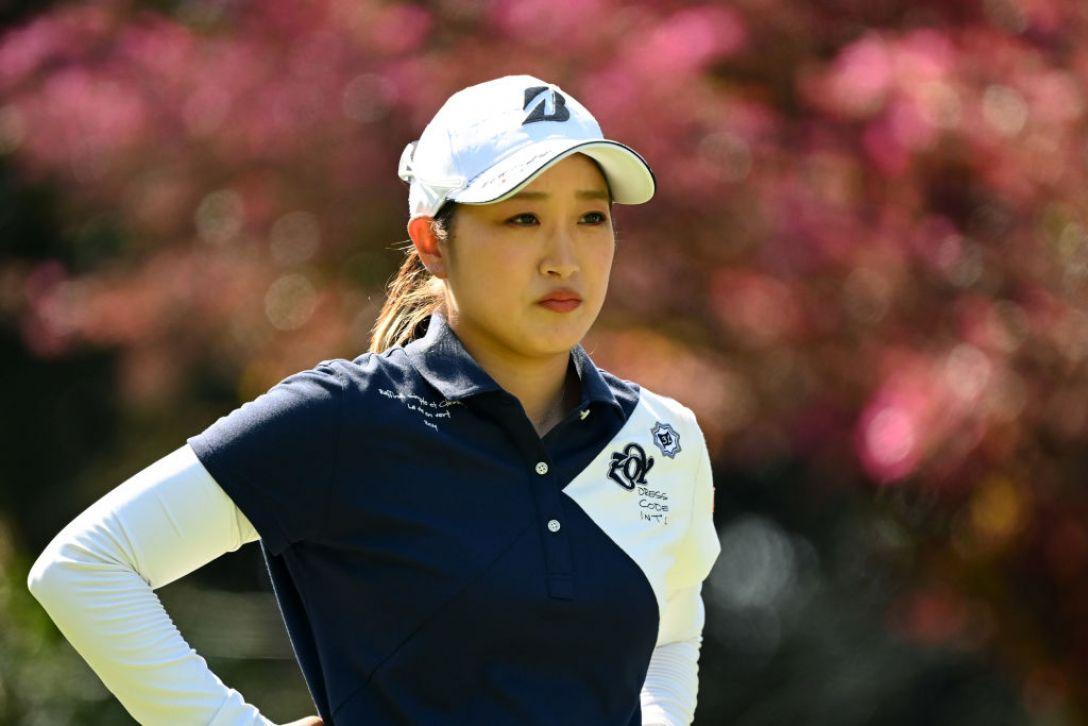 アクサレディスゴルフトーナメント in MIYAZAKI 2021 第2日 高木優奈 <Photo:Atsushi Tomura/Getty Images>