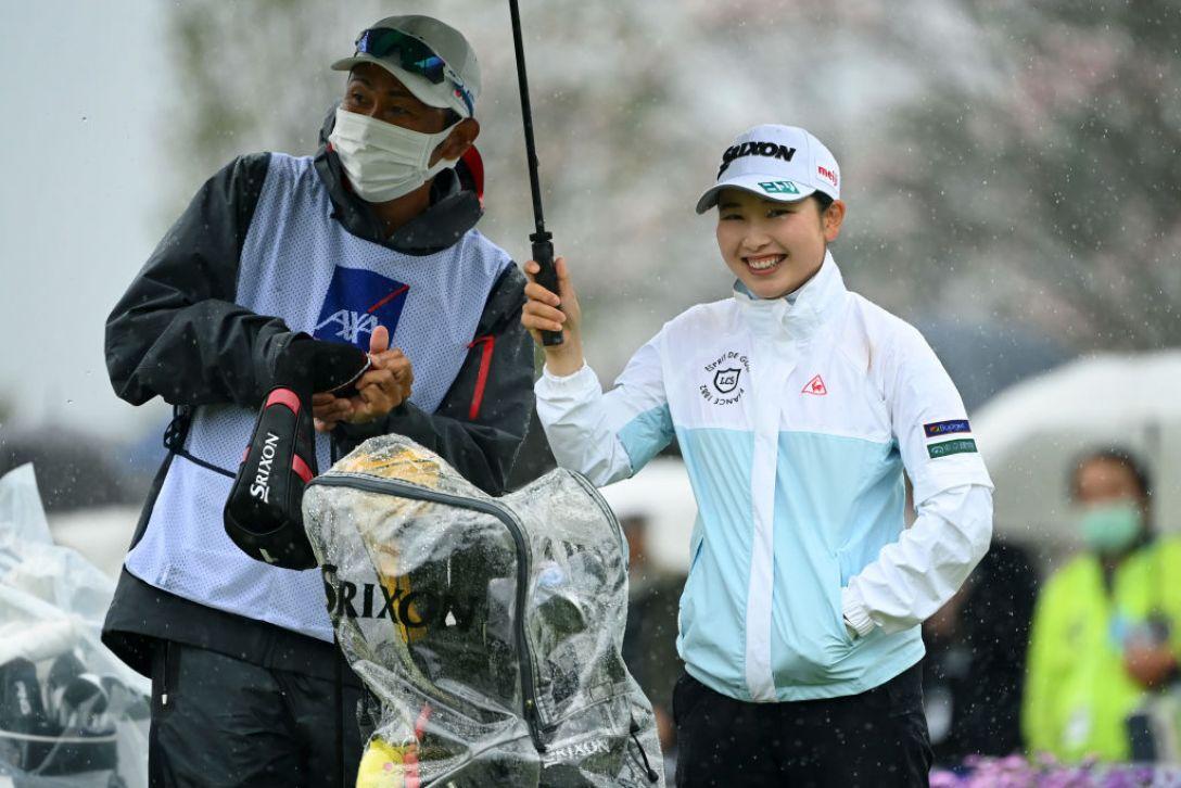 アクサレディスゴルフトーナメント in MIYAZAKI 2021 最終日 小祝さくら <Photo:Atsushi Tomura/Getty Images>