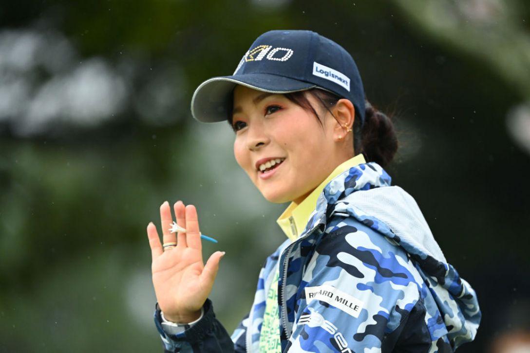 アクサレディスゴルフトーナメント in MIYAZAKI 2021 最終日 青木瀬令奈 <Photo:Atsushi Tomura/Getty Images>