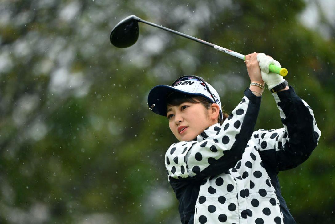 アクサレディスゴルフトーナメント in MIYAZAKI 2021 最終日 田辺ひかり <Photo:Atsushi Tomura/Getty Images>