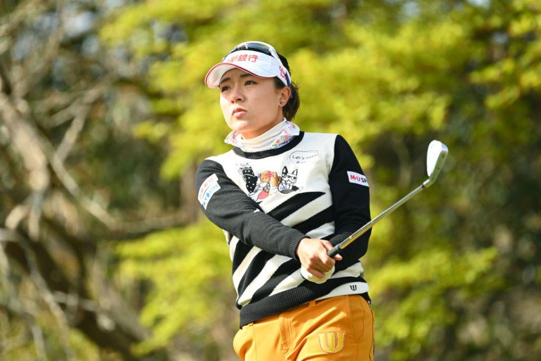 富士フイルム・スタジオアリス女子オープン 第1日 サイペイイン <Photo:Atsushi Tomura/Getty Images>