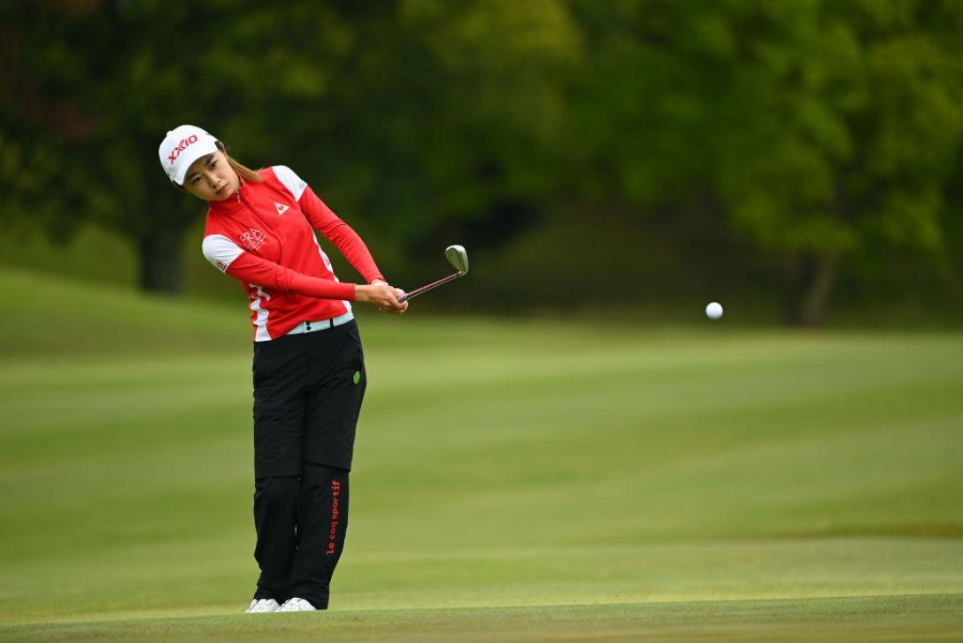 パナソニックオープンレディースゴルフトーナメント 安田祐香 <Photo:Atsushi Tomura/Getty Images>