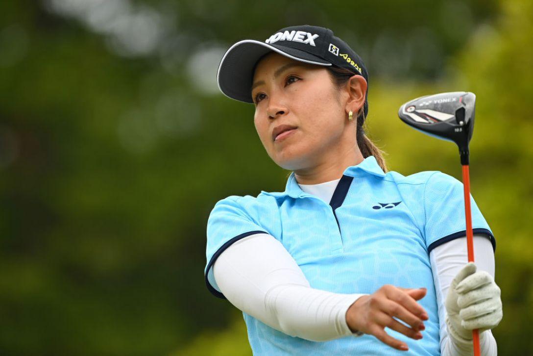 パナソニックオープンレディースゴルフトーナメント 若林舞衣子 <Photo:Atsushi Tomura/Getty Images>