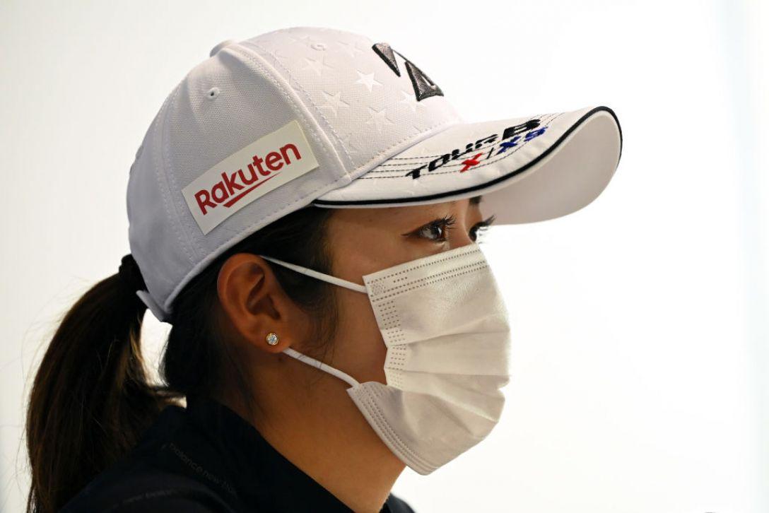 パナソニックオープンレディースゴルフトーナメント 稲見萌寧 <Photo:Atsushi Tomura/Getty Images>