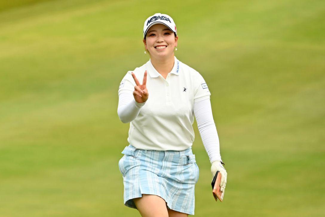 パナソニックオープンレディースゴルフトーナメント 後藤未有 <Photo:Atsushi Tomura/Getty Images>