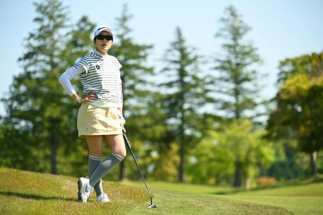 パナソニックオープンレディースゴルフトーナメント 第1日 大西葵 <Photo:Atsushi Tomura/Getty Images>