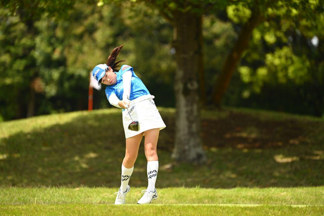 パナソニックオープンレディースゴルフトーナメント 第2日 菅沼菜々 <Photo:Atsushi Tomura/Getty Images>