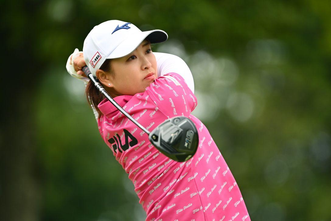 パナソニックオープンレディースゴルフトーナメント 第2日 西郷真央 <Photo:Atsushi Tomura/Getty Images>