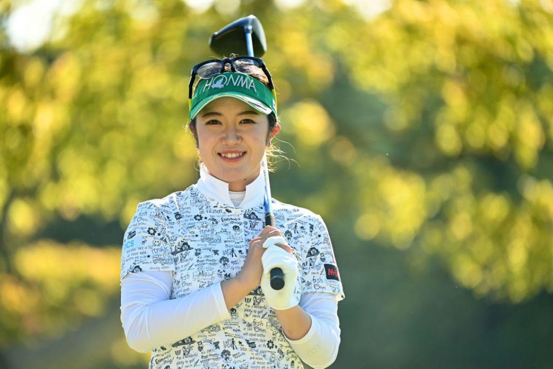 パナソニックオープンレディースゴルフトーナメント 最終日 林菜乃子 <Photo:Atsushi Tomura/Getty Images>