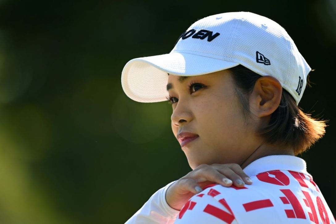 パナソニックオープンレディースゴルフトーナメント 最終日 濱田茉優 <Photo:Atsushi Tomura/Getty Images>
