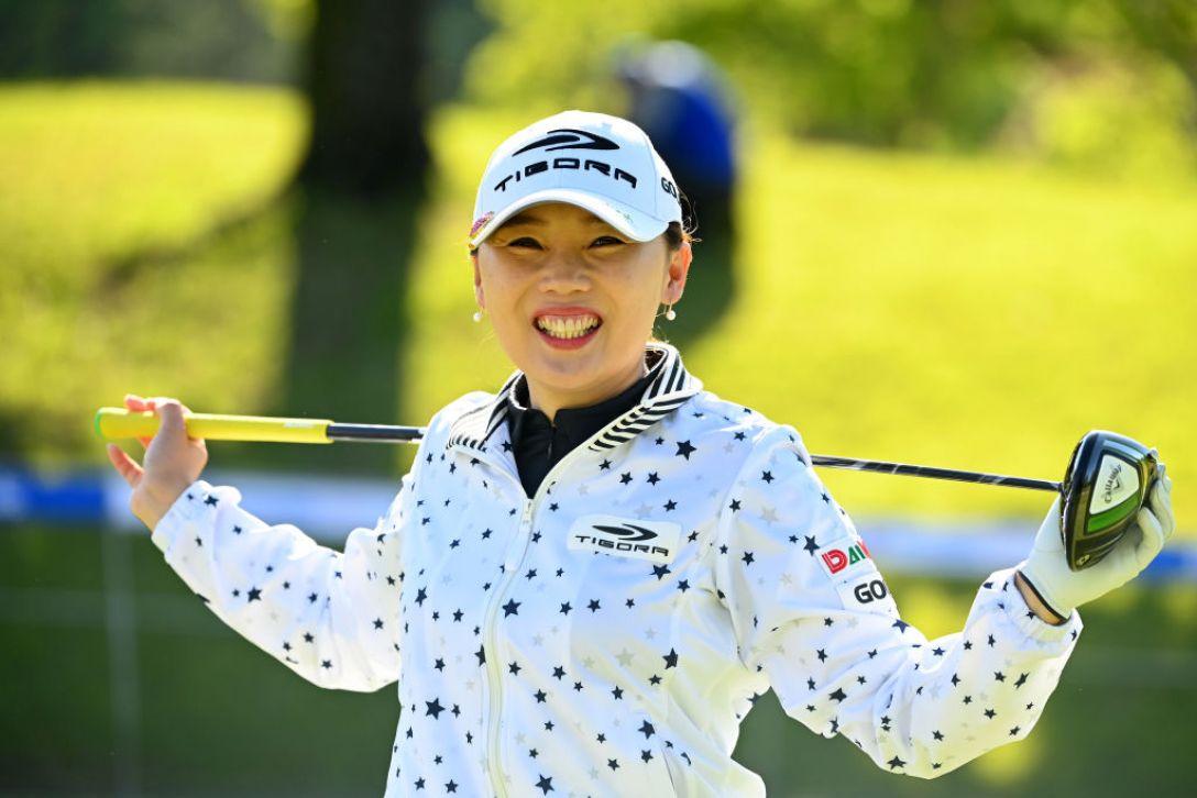 パナソニックオープンレディースゴルフトーナメント 最終日 イナリ <Photo:Atsushi Tomura/Getty Images>