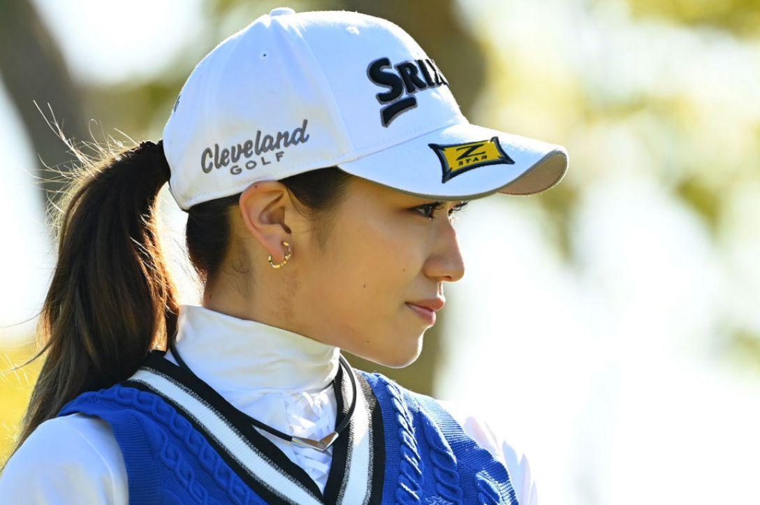 パナソニックオープンレディースゴルフトーナメント 最終日 安田彩乃 <Photo:Atsushi Tomura/Getty Images>