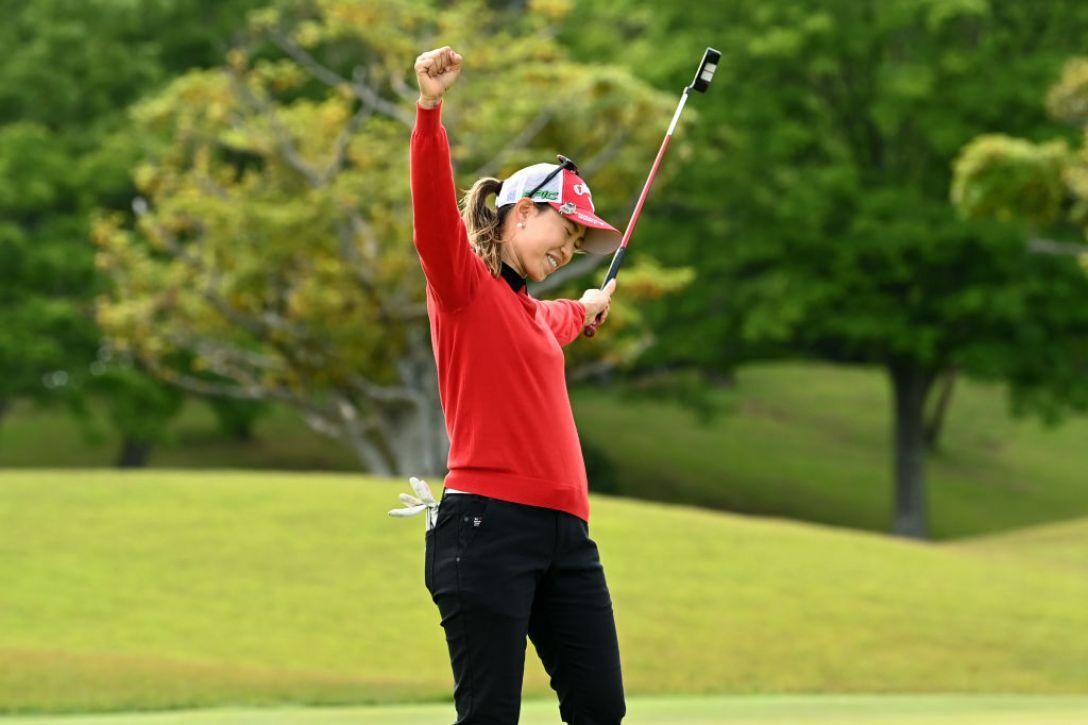 パナソニックオープンレディースゴルフトーナメント 最終日 上田桃子 <Photo:Atsushi Tomura/Getty Images>