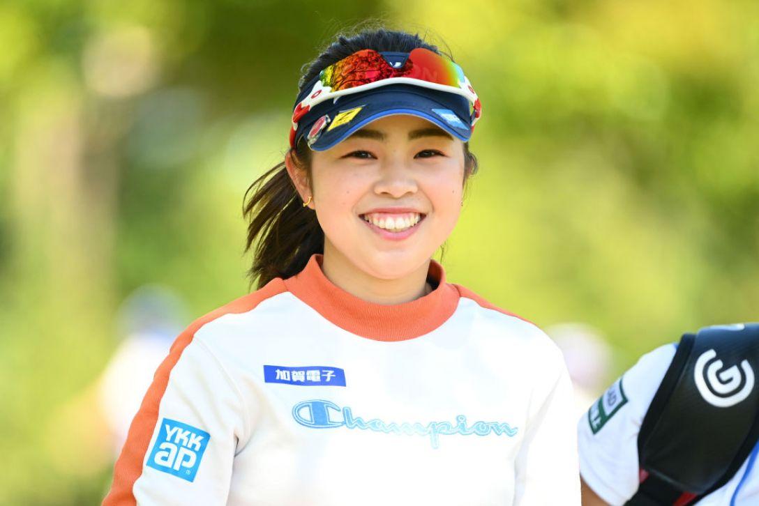パナソニックオープンレディースゴルフトーナメント 最終日 山下美夢有 <Photo:Atsushi Tomura/Getty Images>