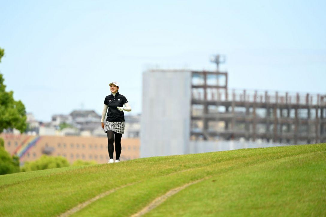 ほけんの窓口レディース 辻梨恵 <Photo:Atsushi Tomura/Getty Images>