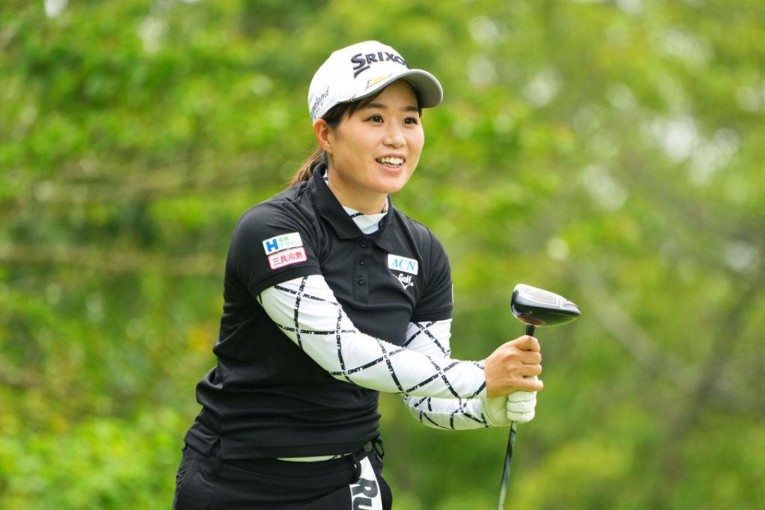 ECCレディスゴルフトーナメント 第1日 澤井瞳 <Photo:Masterpress/Getty Images>