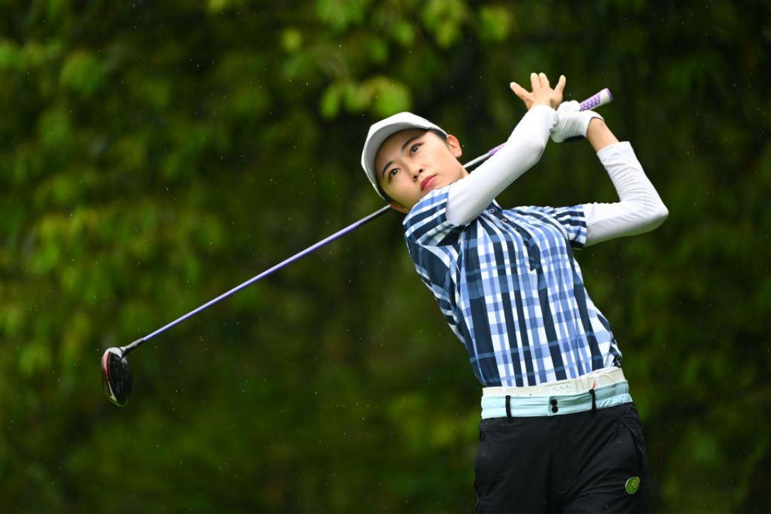 ヨネックスレディスゴルフトーナメント 第1日 安田祐香 <Photo:Atsushi Tomura/Getty Images>
