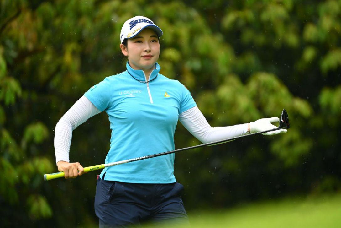 ヨネックスレディスゴルフトーナメント 第1日 小祝さくら <Photo:Atsushi Tomura/Getty Images>