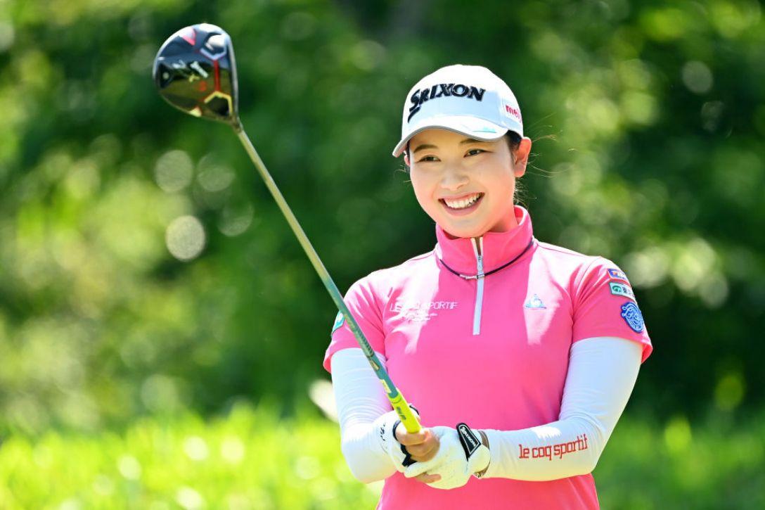 宮里藍 サントリーレディスオープンゴルフトーナメント 小祝さくら <Photo:Atsushi Tomura/Getty Images>