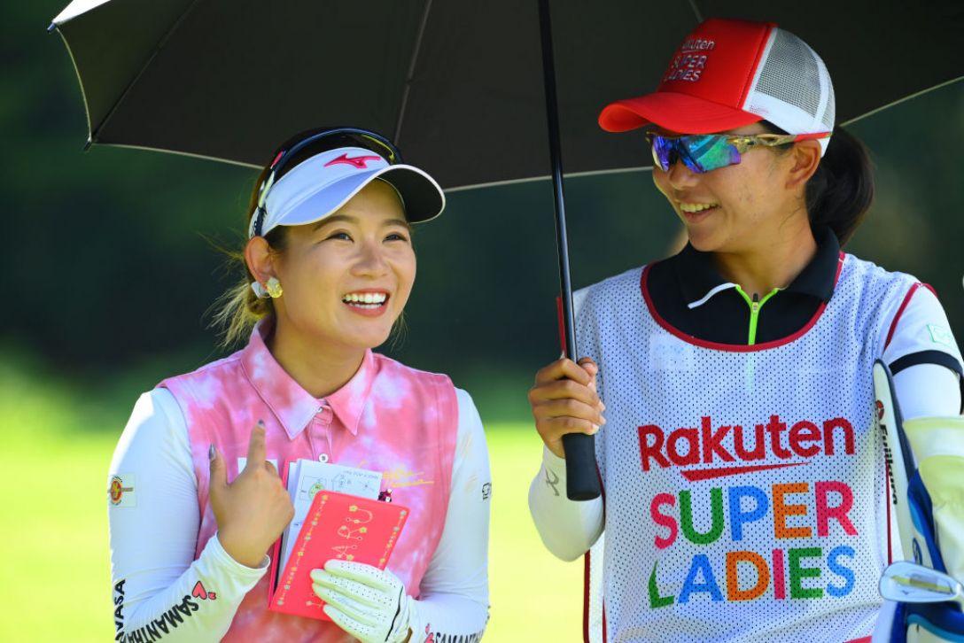 楽天スーパーレディース 第1日 吉本ひかる <Photo:Hiromu Sasaki/Getty Images>