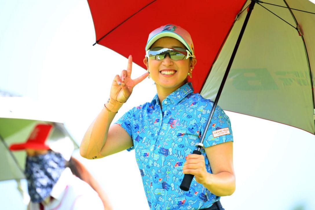 楽天スーパーレディース 最終日 髙木優奈 <Photo:Hiromu Sasaki/Getty Images>