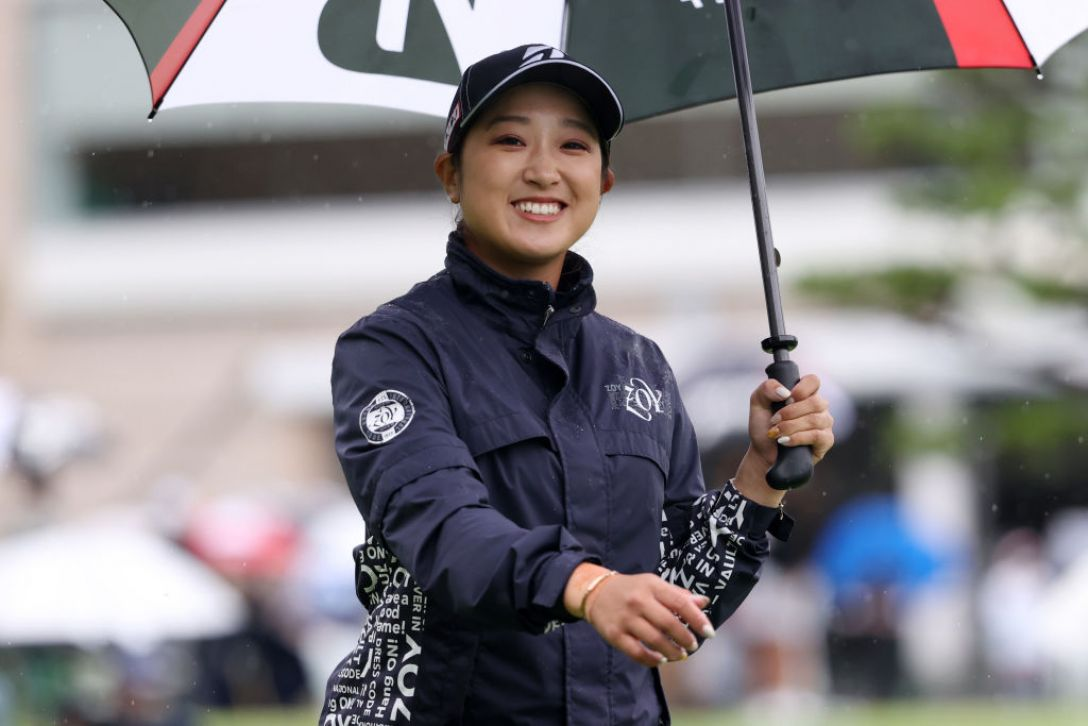 NEC軽井沢72ゴルフトーナメント 第1日 髙木優奈 <Photo:Atsushi Tomura/Getty Images>