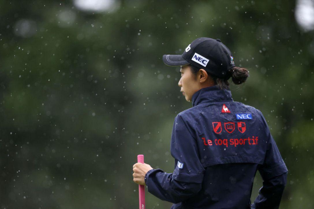 NEC軽井沢72ゴルフトーナメント 第1日 安田祐香 <Photo:Atsushi Tomura/Getty Images>